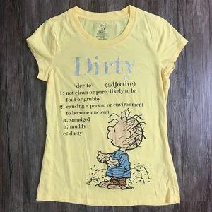 Peanuts Pig Pen Shirt